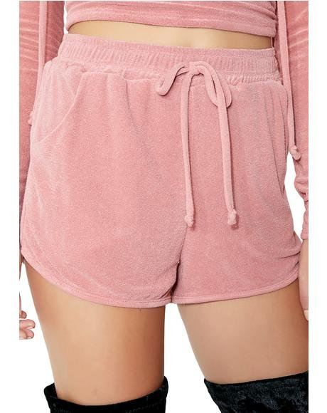 Physical Attraction Drawstring Shorts