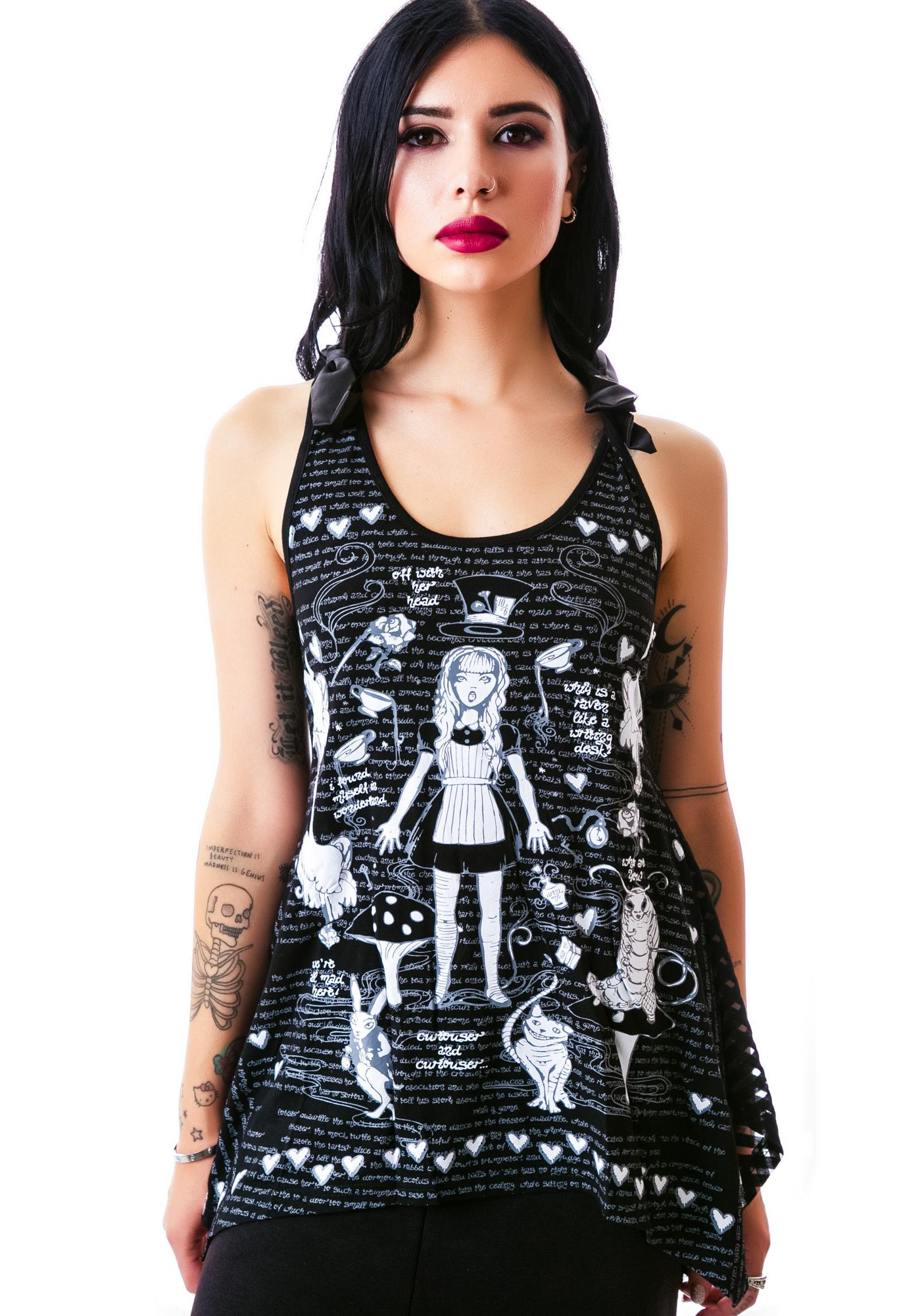 Alice Dolly Tunic Tank