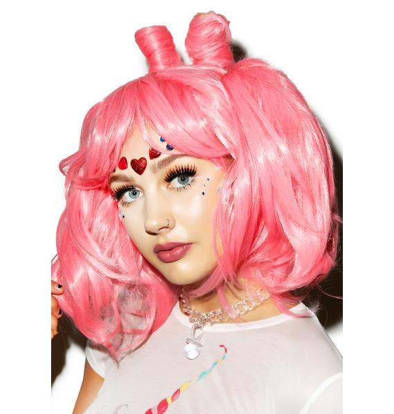 Chibi Mewn Wig