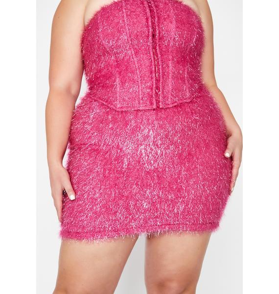 Diva Let's Dance All Night Fringe Skirt