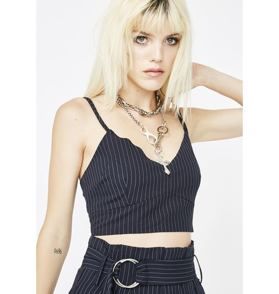 Dolly Montana Crop Top