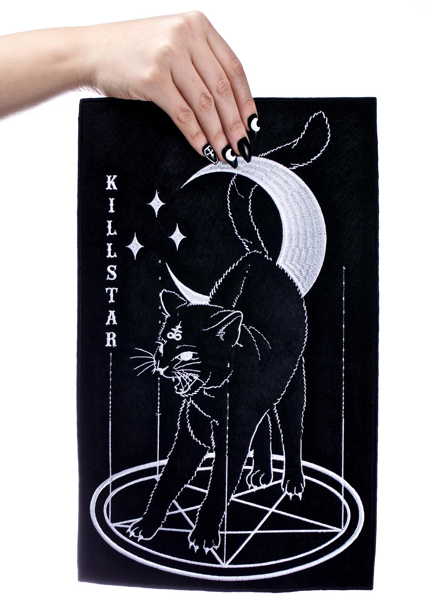 Killstar Sabbath Back Patch