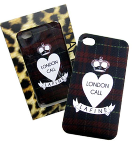 Lafine London Call iPhone Case