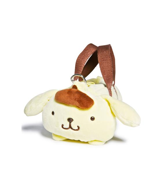 Sanrio Purin Brown Beret Bag