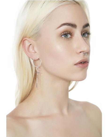 Tipsy Dangle Earrings