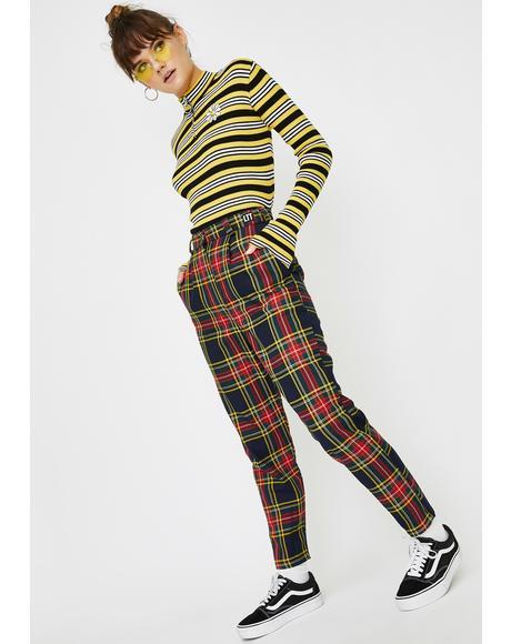 Karolina Classic Trousers