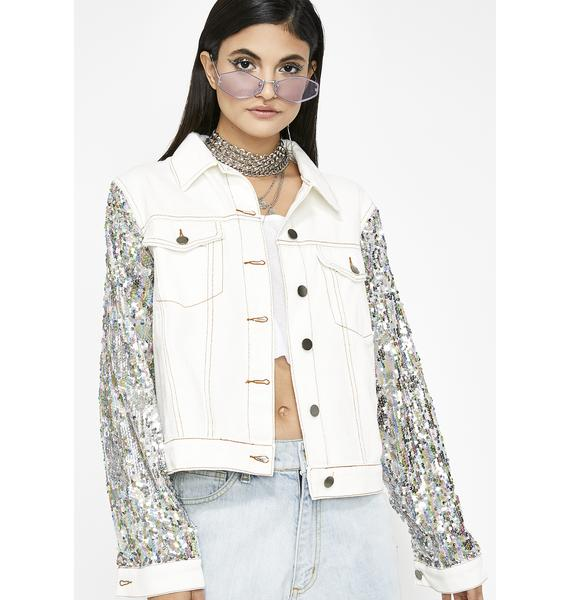 Ice Paradise Denim Jacket