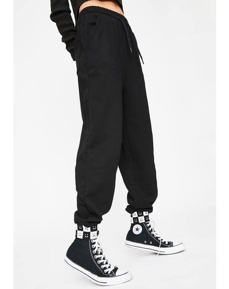 Happy Slouchy Joggers