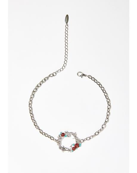 Love Vines Chain Choker