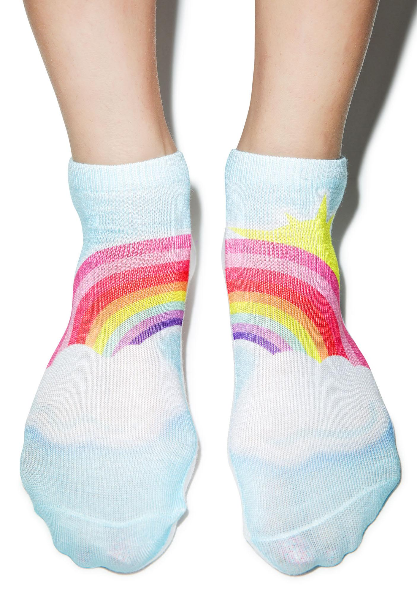 Rainbow Dayz Socks