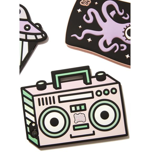 So So Jelly Boombox Phone Case