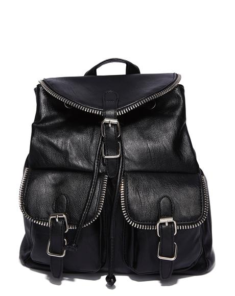Rough Around The Edges Backpack