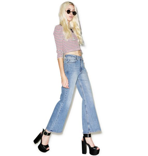 Cheap Monday A Line Blizz Jeans