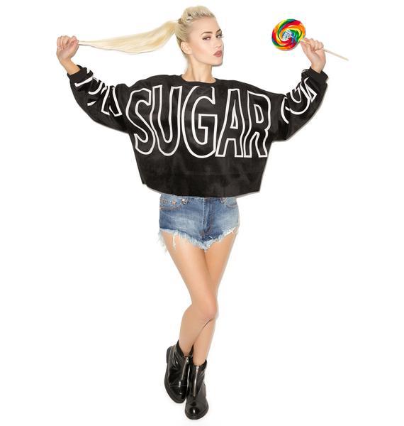 Tiger Mist Sugar Sugar Crop Jumper