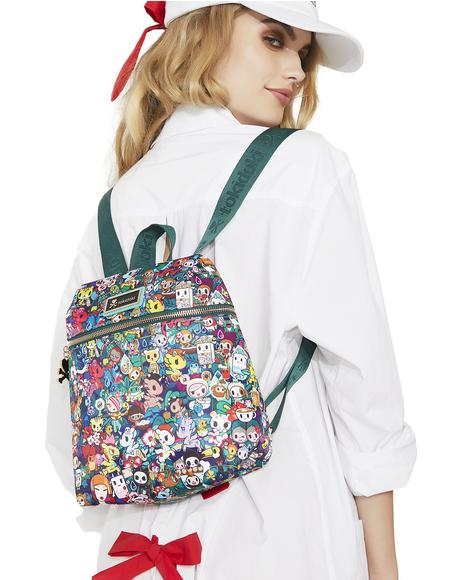 Rainforest Mini Backpack