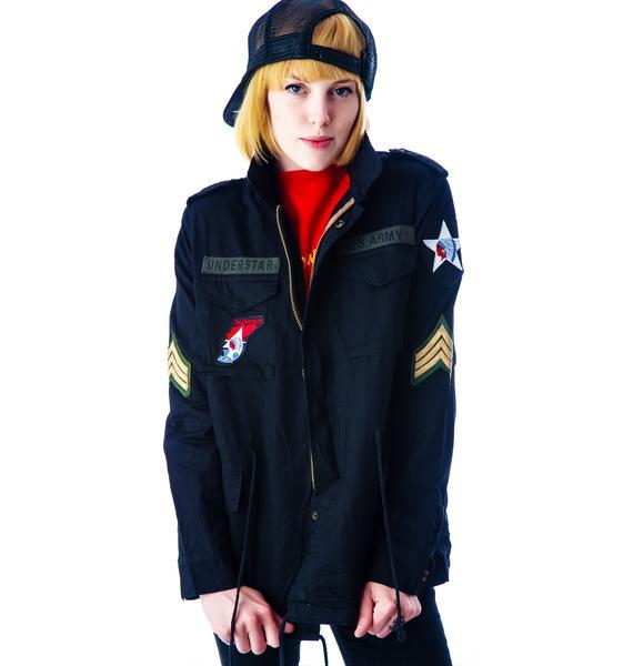 Reinhardt Drawstring Surplus Jacket