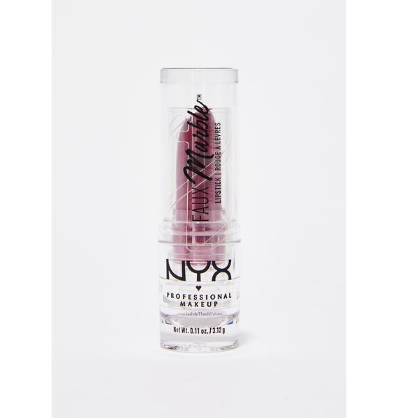 NYX Primrose Faux Marble Lipstick