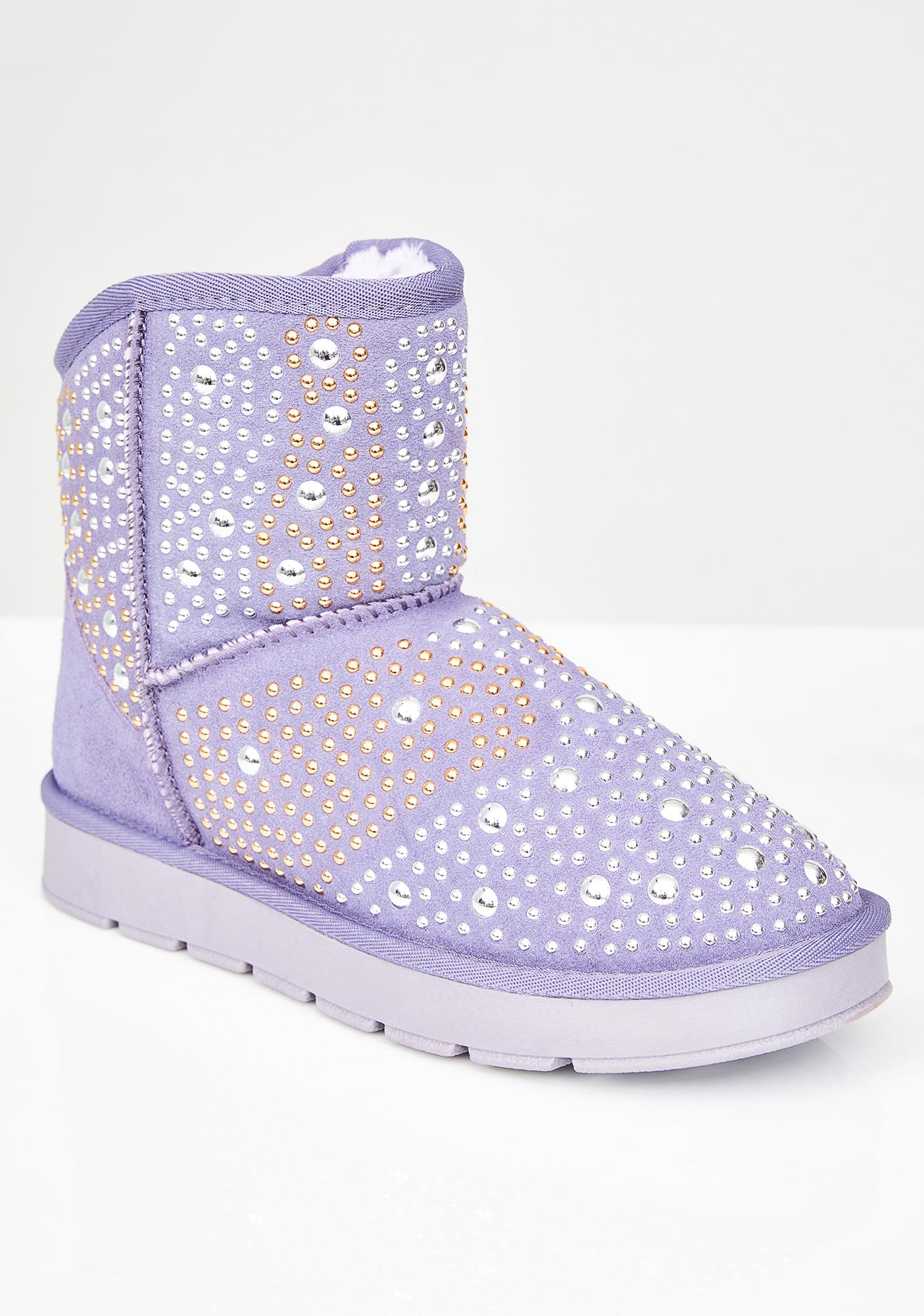 Ice Cold Babe Winter Boots