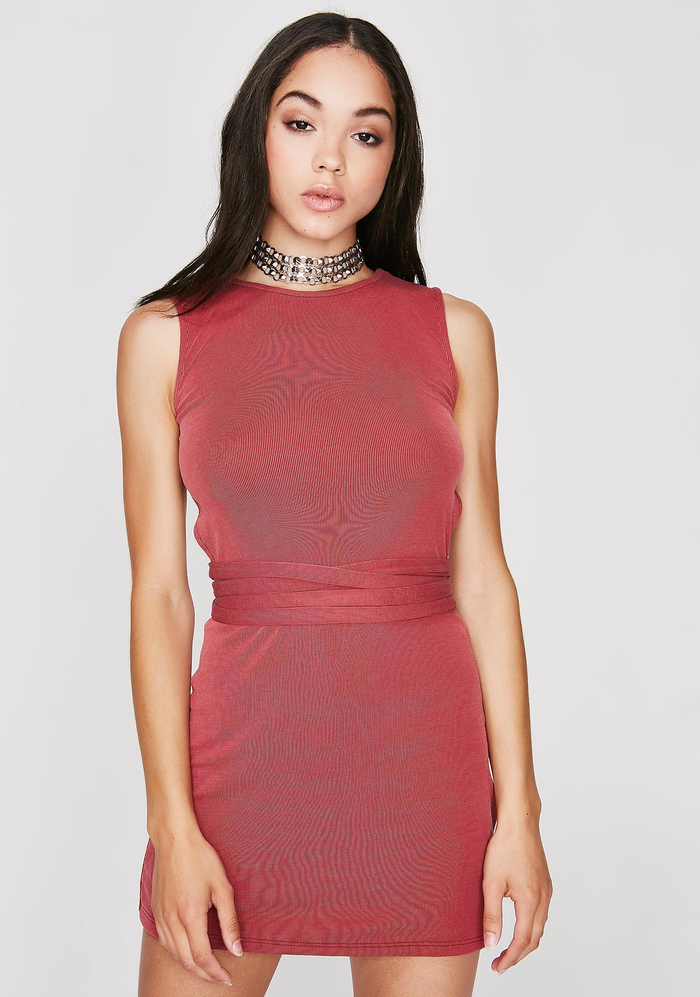 You Better Werk Mini Dress