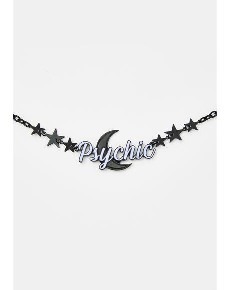 Mind Reader Chain Choker
