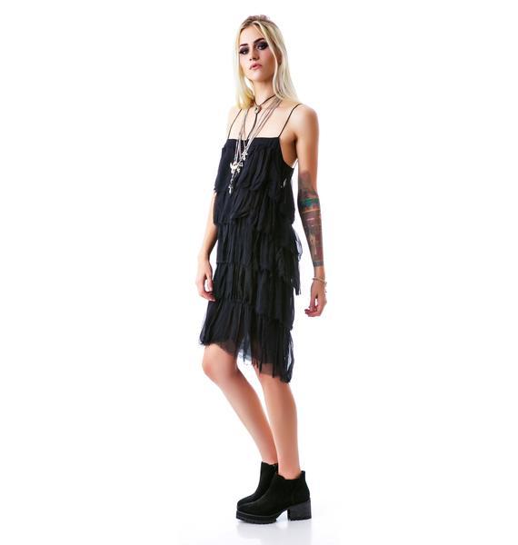 Bess NYC Shimmy Nights Dress