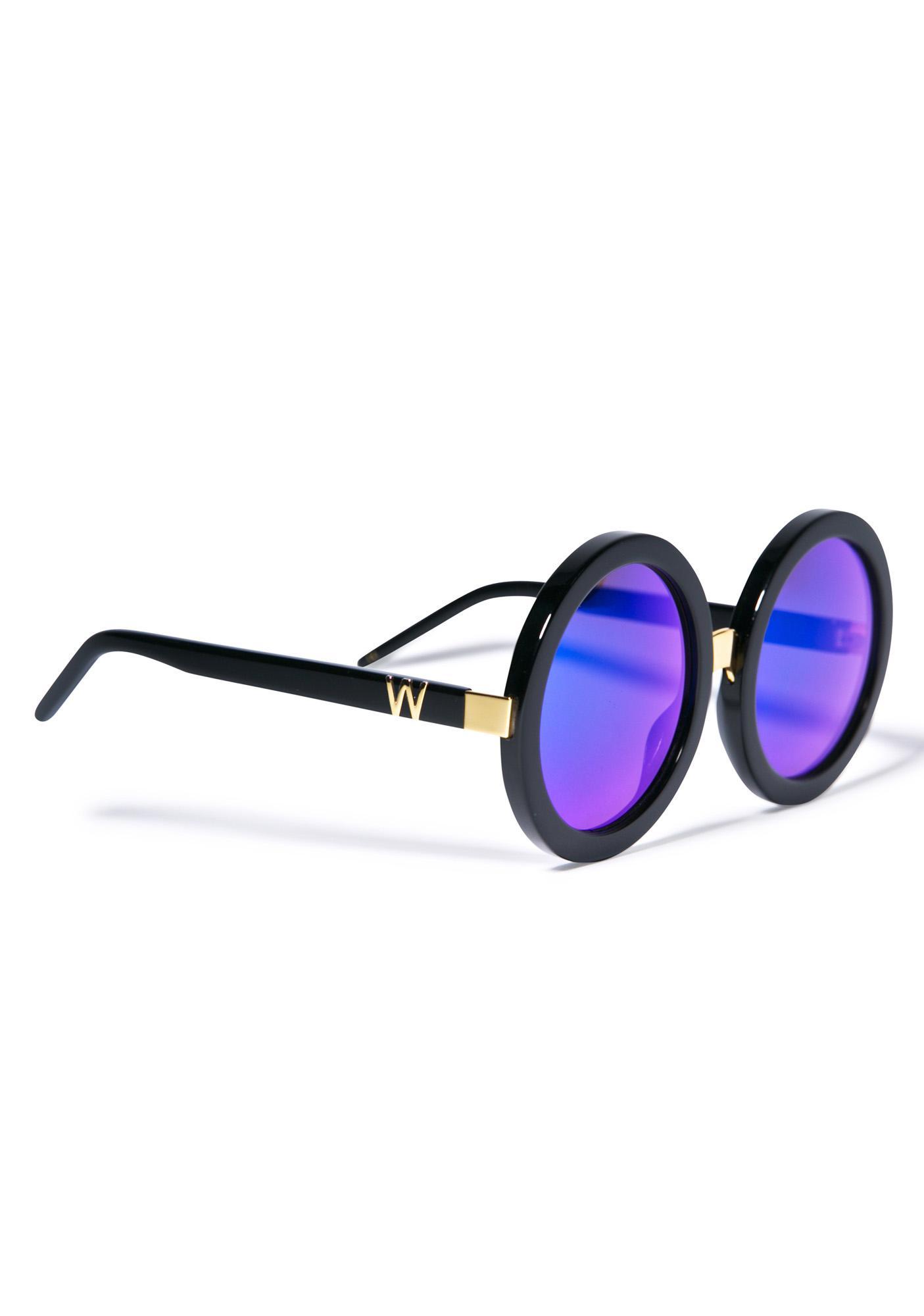 Wildfox Couture Malibu Deluxe Sunglasses