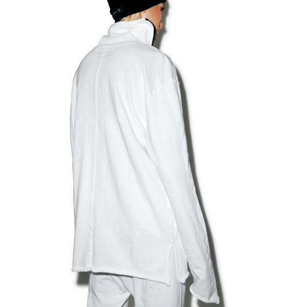 Knomadik Knomad Half Zip Sweatshirt
