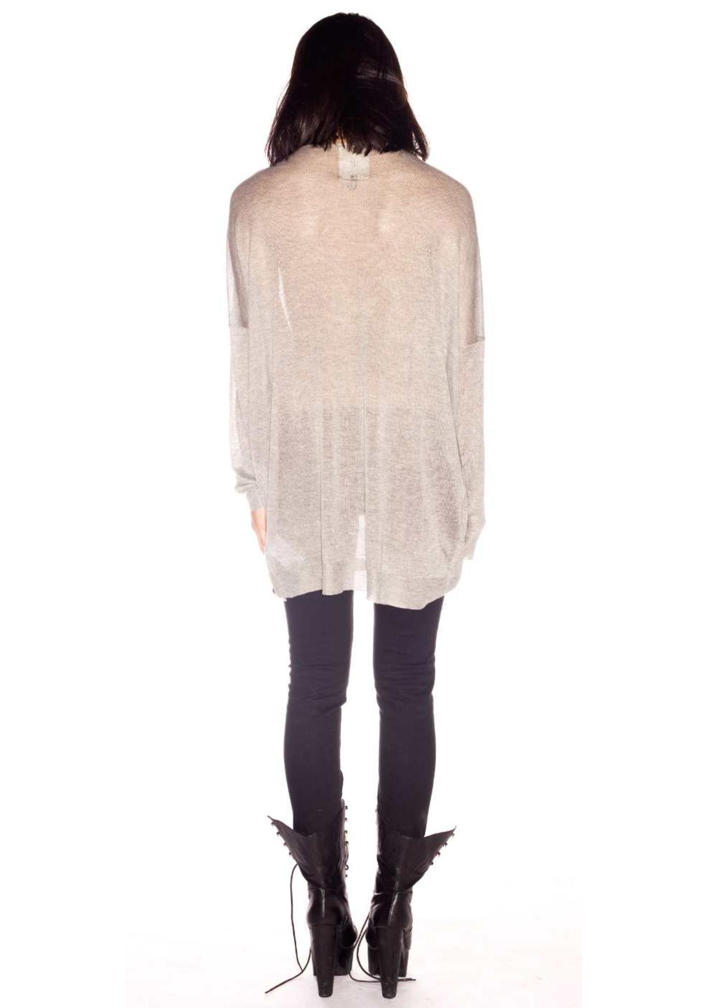 One Teaspoon Wild Thorn Knit Top