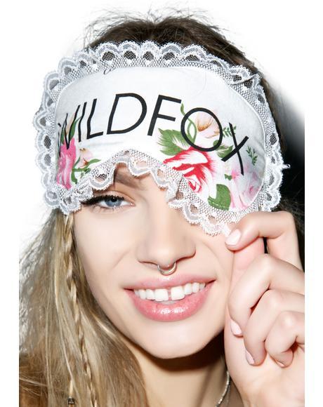 Lover's Bouquet Eye Mask