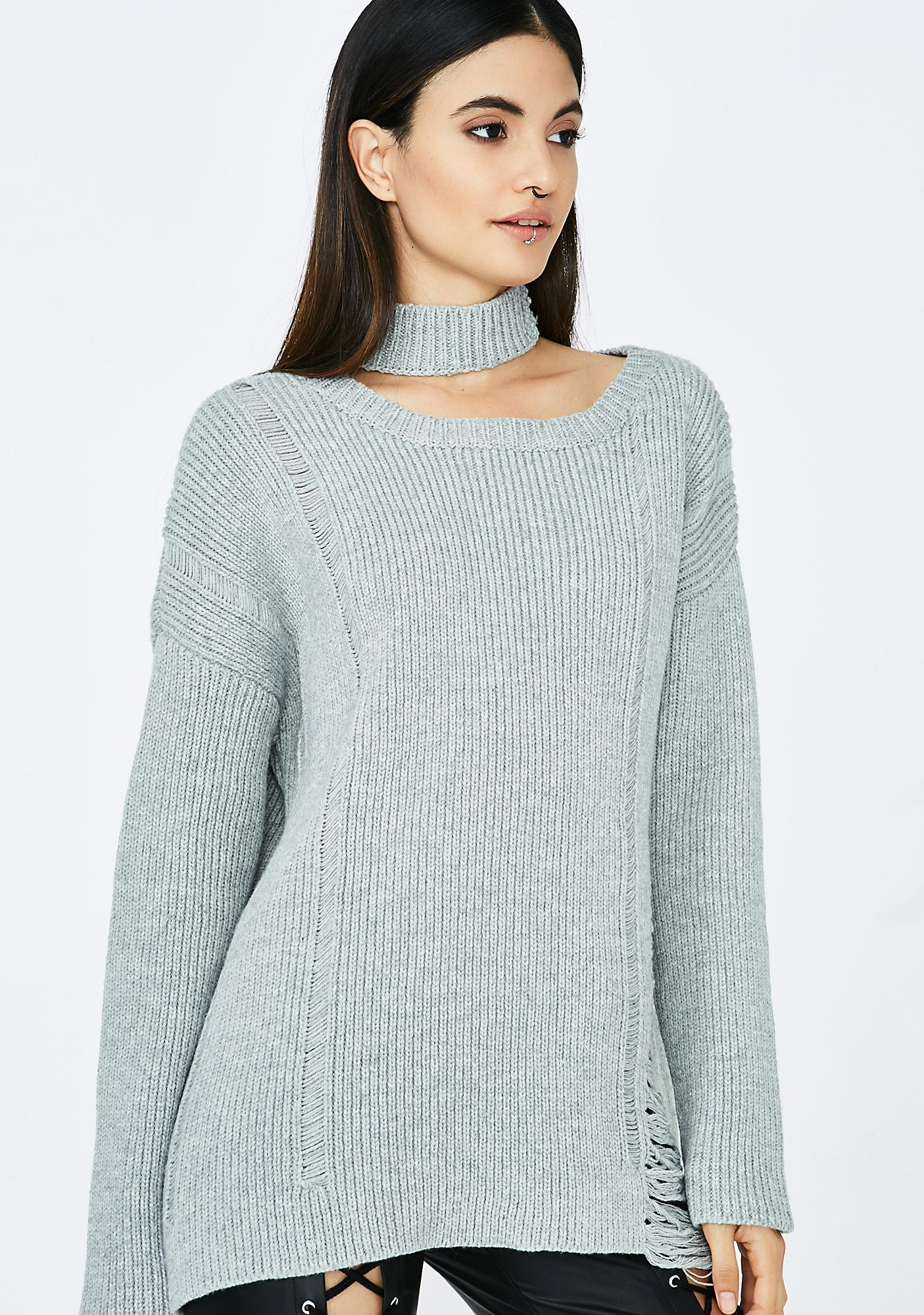 Take Me Home Knit Sweater
