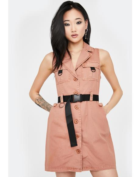 Valerie Utility Dress