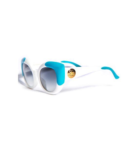 Crap Eyewear The Diamond Brunch Sunglasses