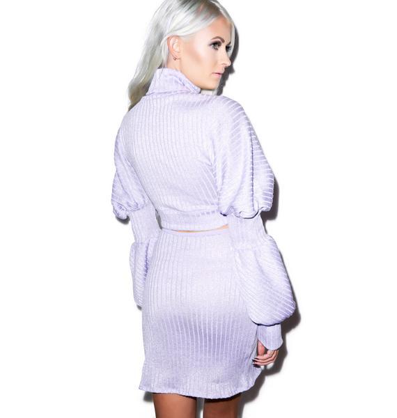 Mamadoux Vogue Intern Barbae Knit Set