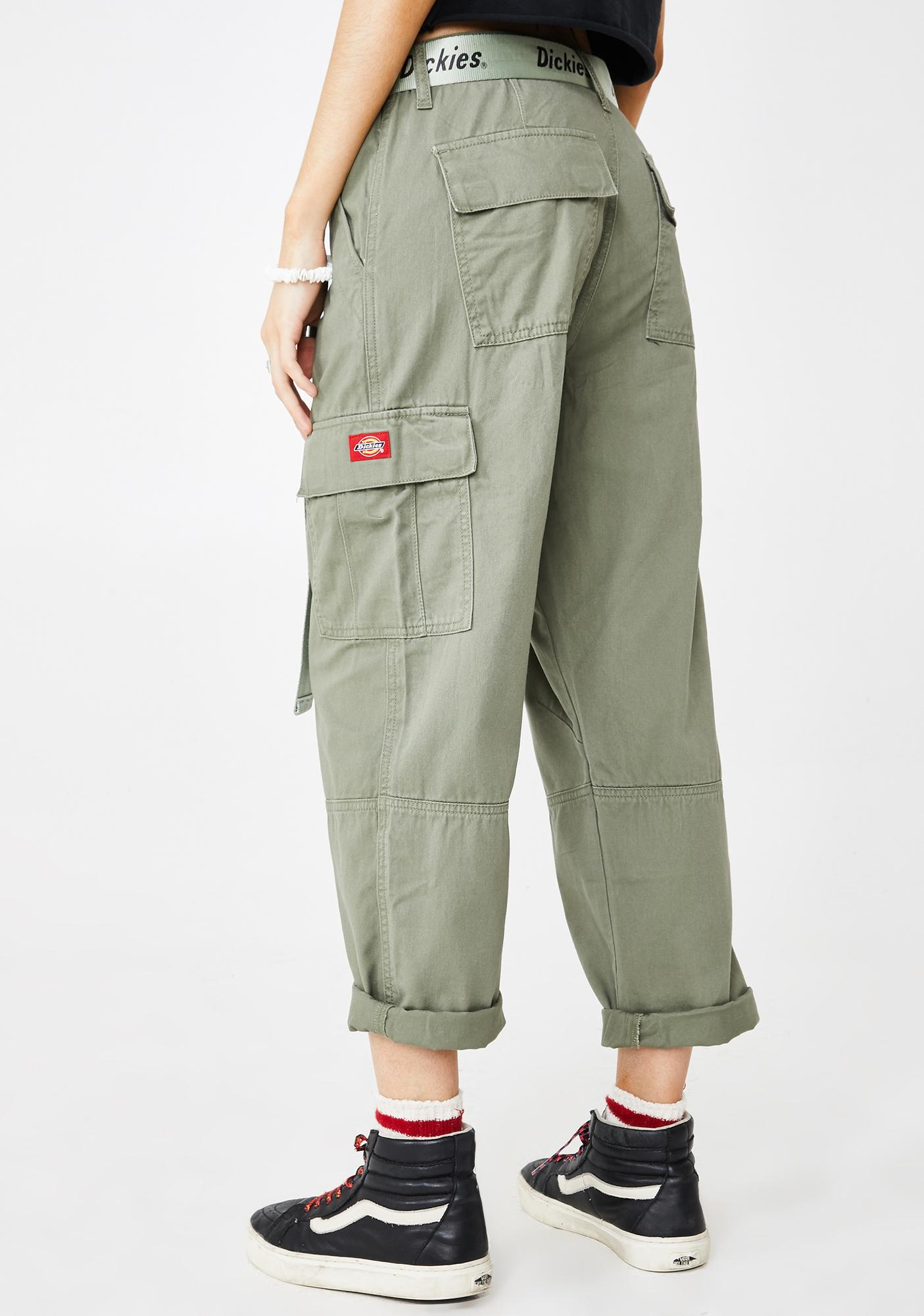 b8ccb4038b Belted Utility Cargo Pants