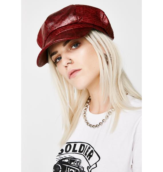 Trouble Hunter Biker Hat