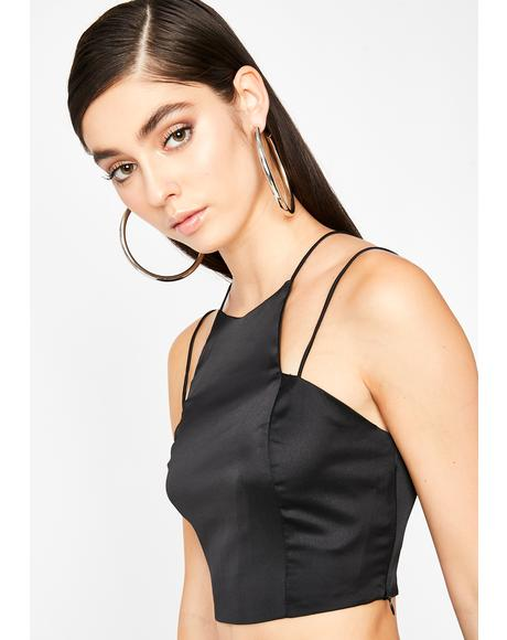 Forbidden Fury Crop Top