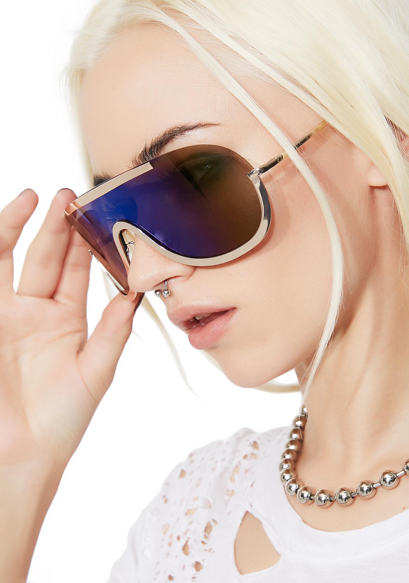 Dark Take The Lead Sunglasses