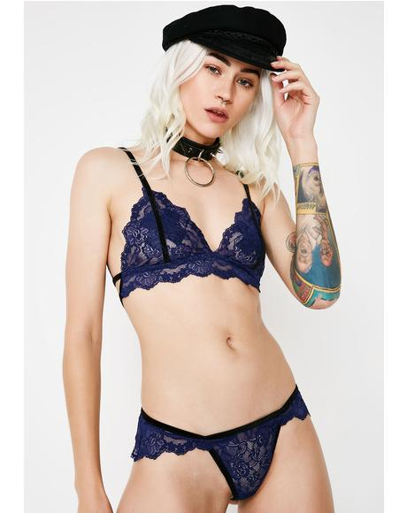 Dizzy Dream Lingerie Set