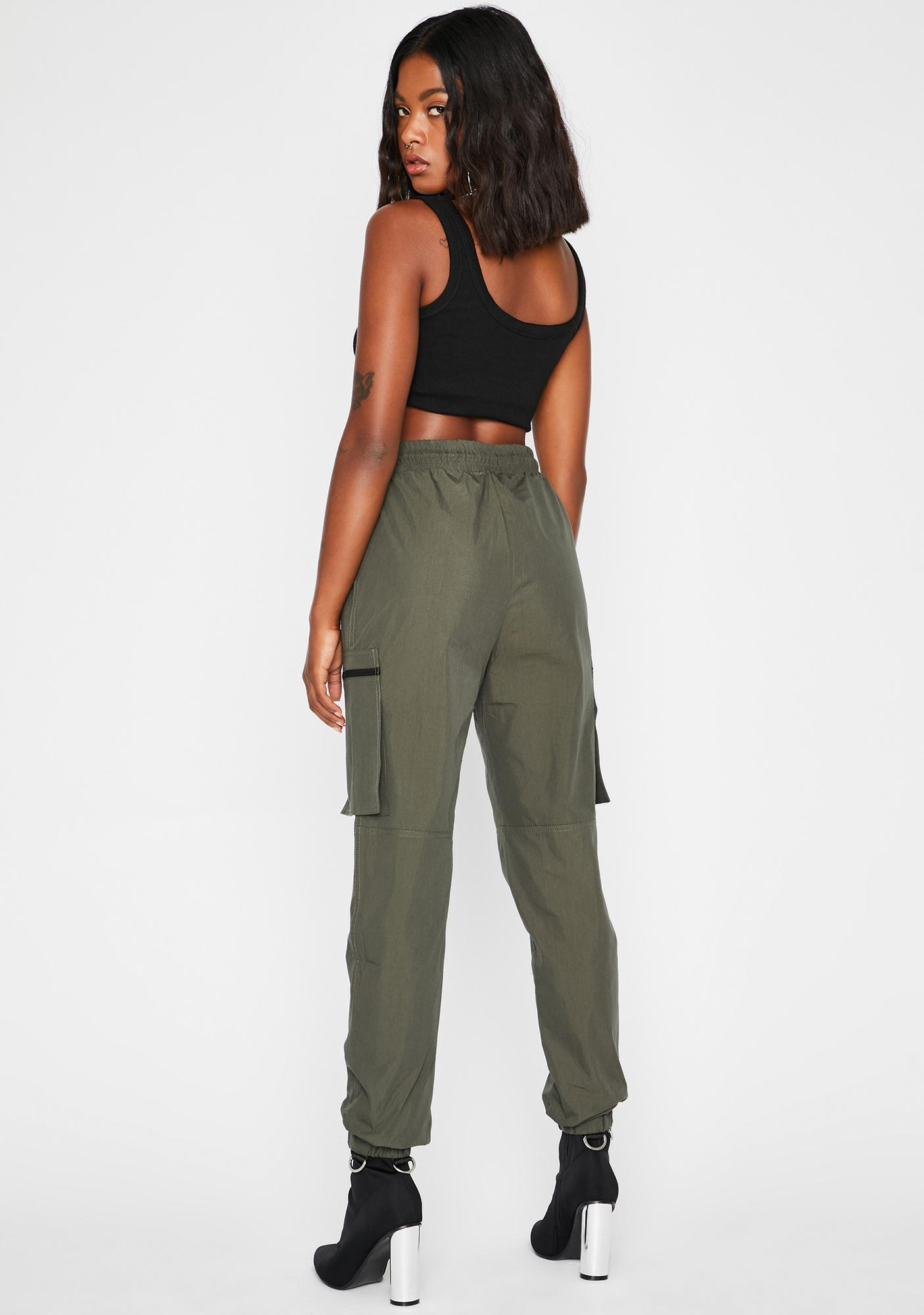 Take It Personal Cargo Joggers