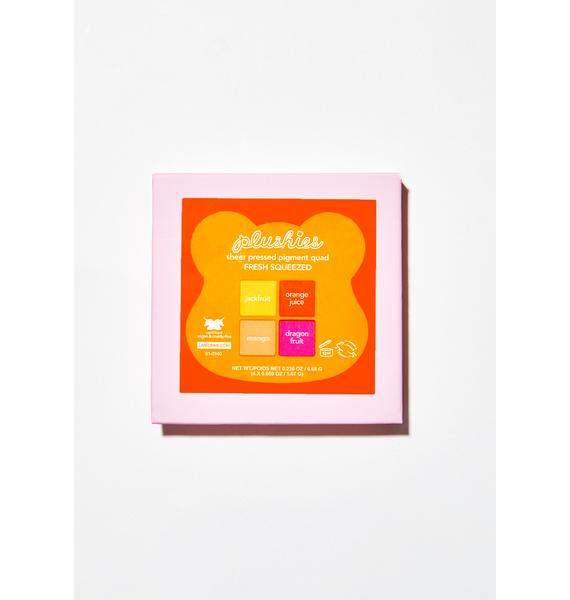 Lime Crime Fresh Squeezed Plushies Sheer Pigment