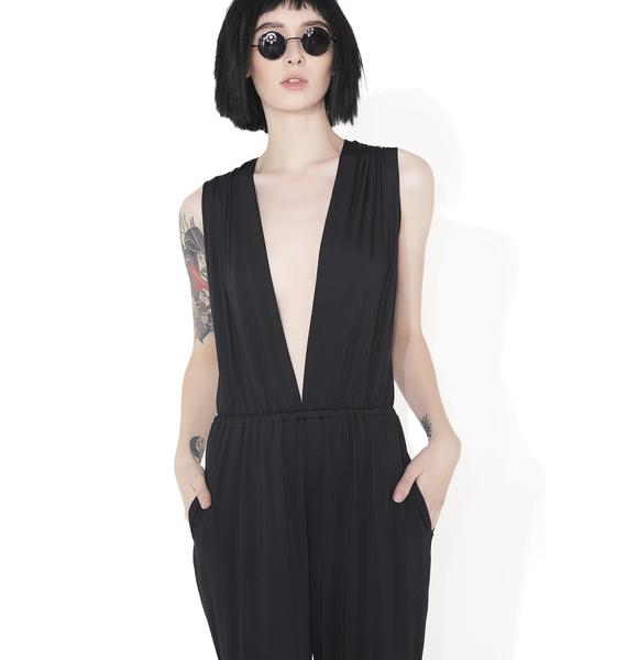 Hooked On A Feelin' Flowy Jumpsuit