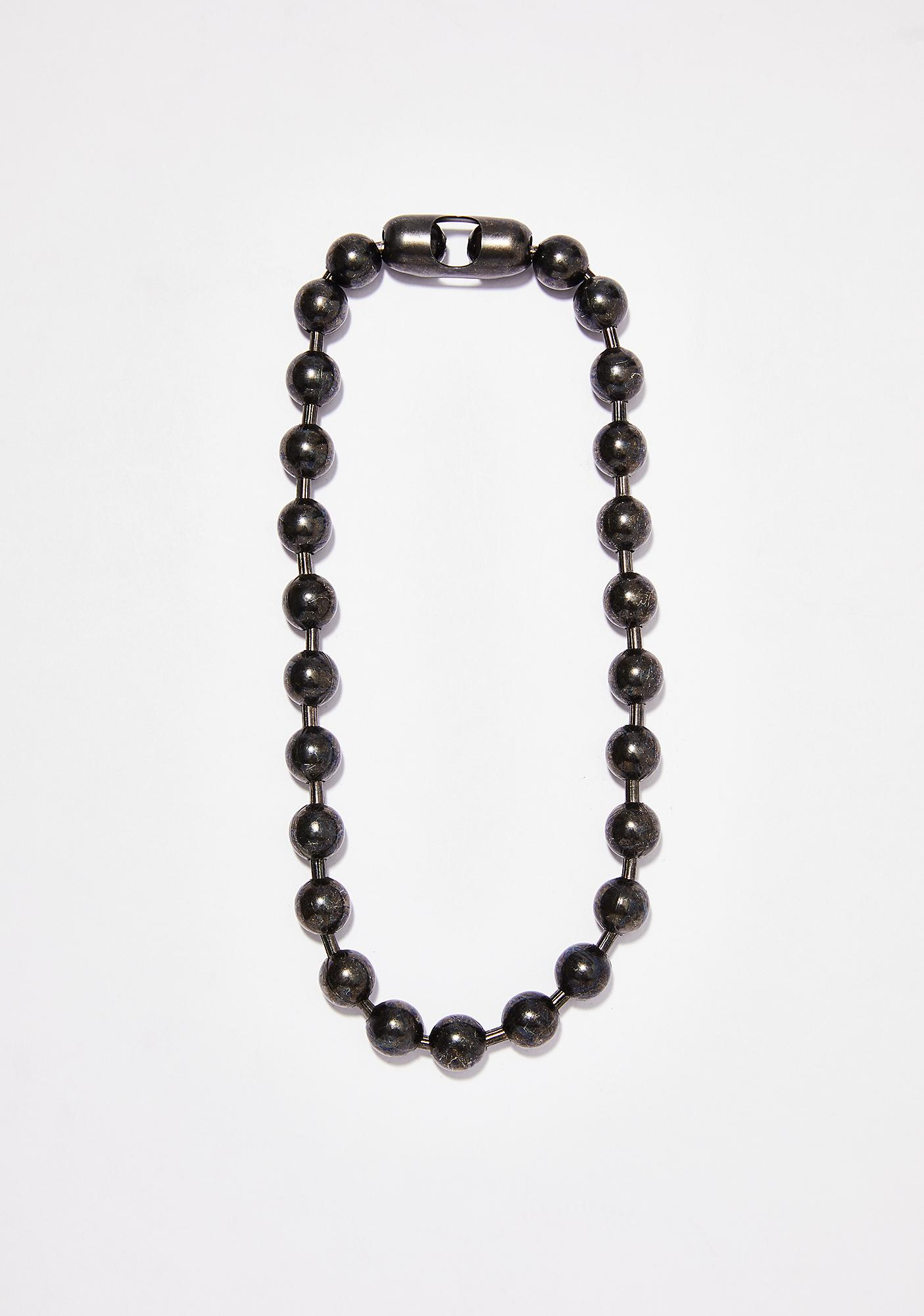 Show 'Em Ruthless Necklace