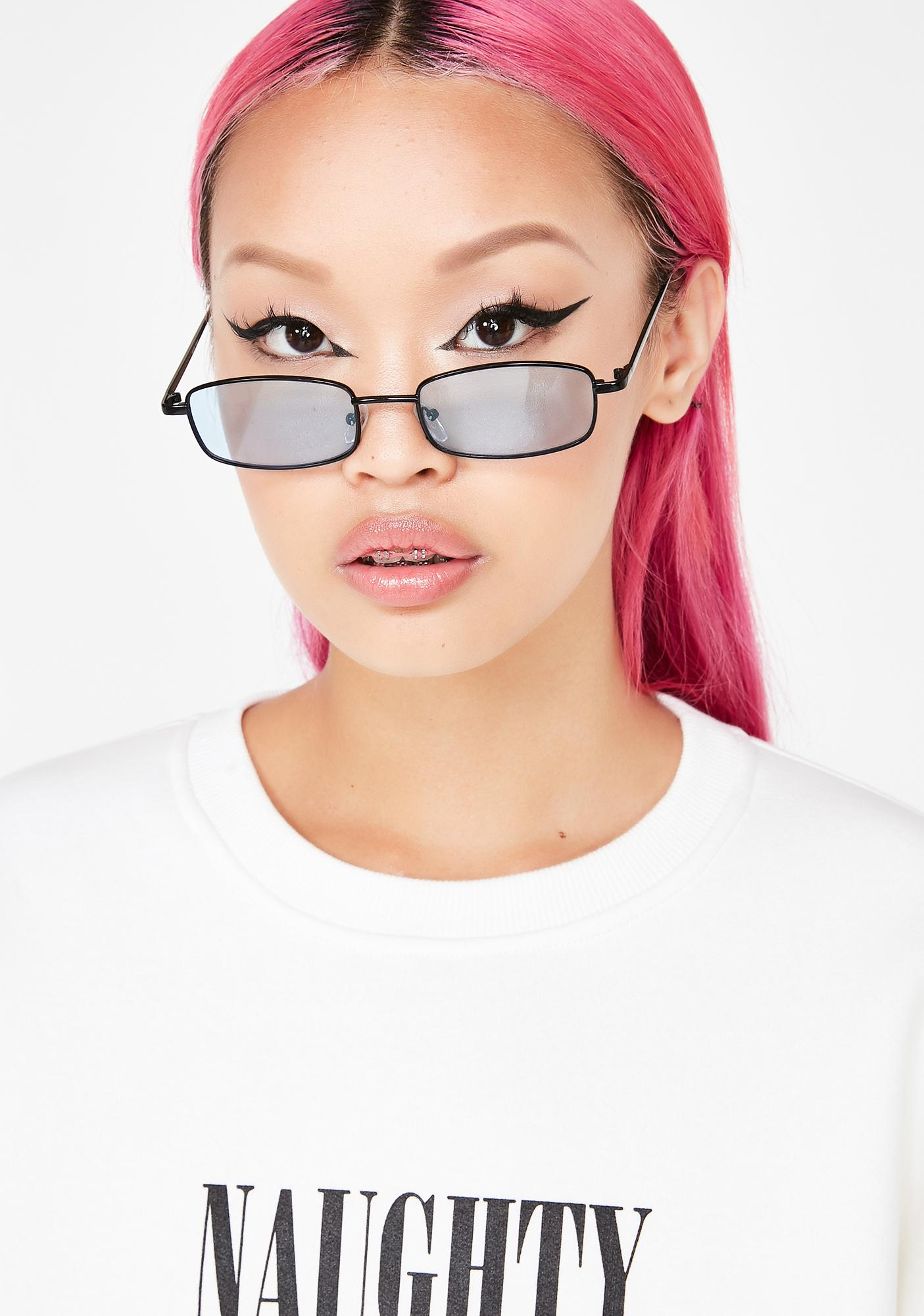 Morning Light Square Sunglasses
