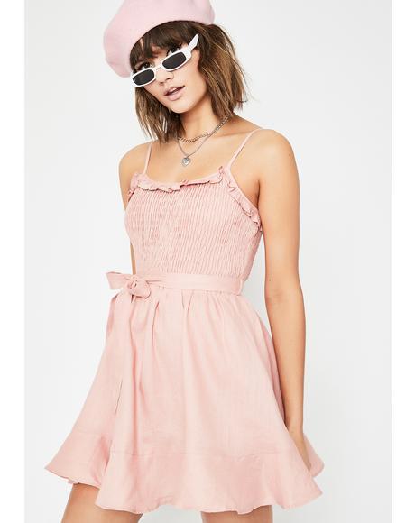 Glorious Glam Mini Dress