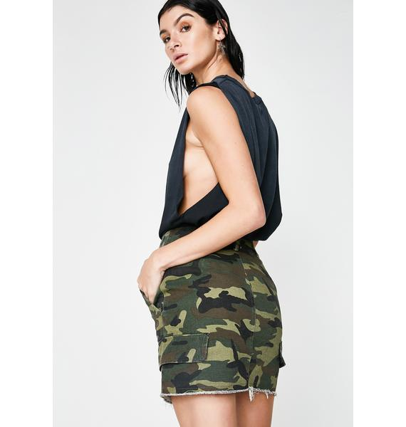 Counterstrike Mini Skirt