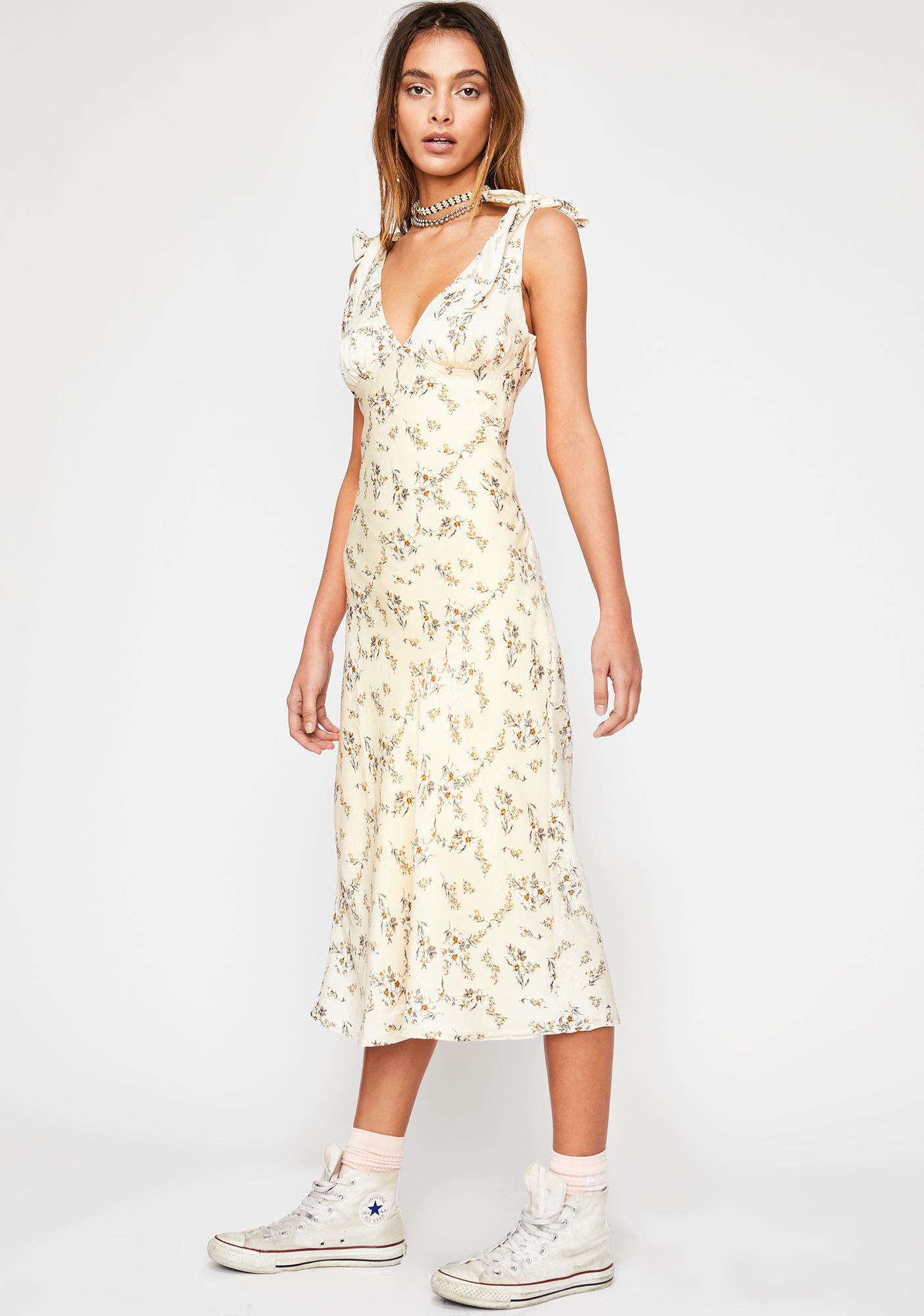 Wildflower About You Maxi Dress