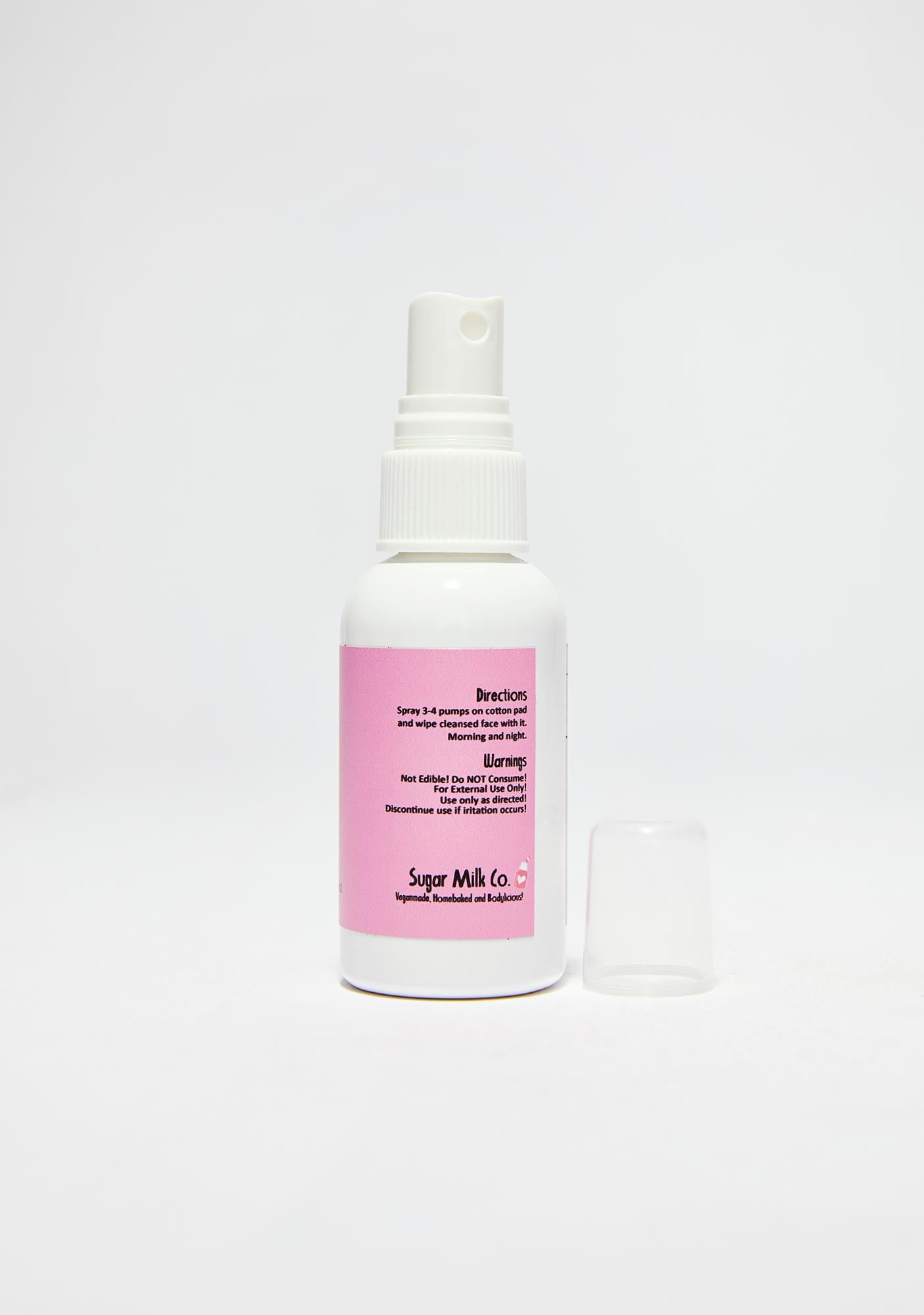 Sugar Milk Co Happy Face Mist