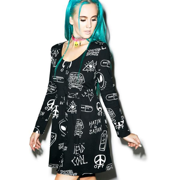 Disturbia Downer Dress