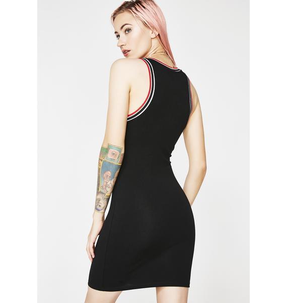 Told Y'All Bodycon Dress