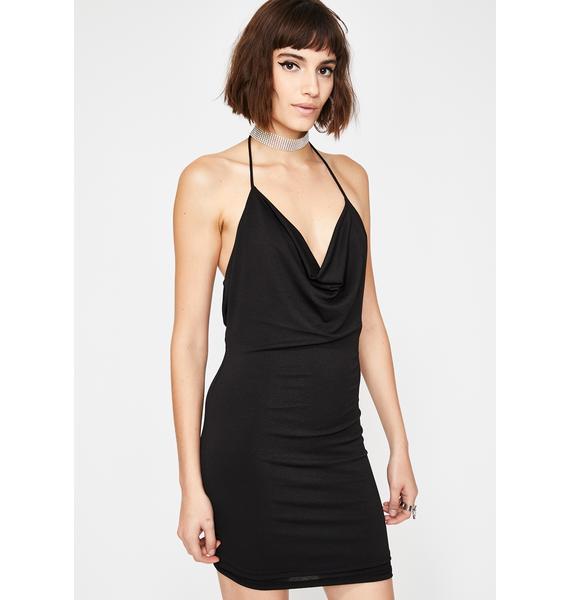 Classy Night Out Mini Dress